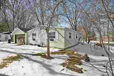 Winneconne Single Family Home Active-Offer No Bump: 710 Willow