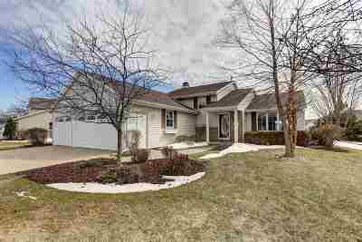 Appleton Single Family Home Active-No Offer: N249 Woodstock