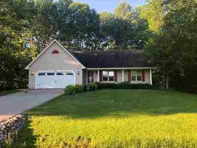 Howard, Suamico Single Family Home Active-No Offer: 1481 Parkland