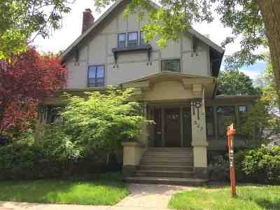 Appleton Single Family Home Active-Offer No Bump: 827 E College