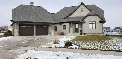 Appleton Single Family Home Active-No Offer: 4857 Canvasback