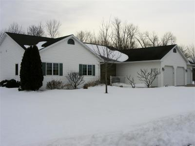 Single Family Home Active-No Offer: 1516 Buck