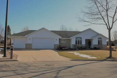 Combined Locks Single Family Home Active-Offer No Bump: 108 Christopher