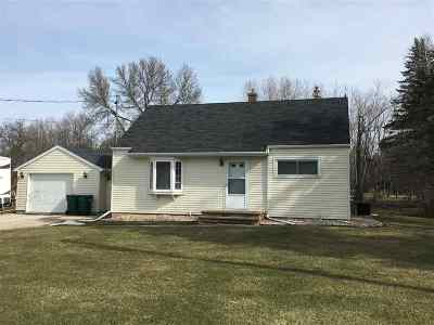 Appleton WI Single Family Home Active-No Offer: $118,000