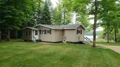Townsend Single Family Home Active-No Offer: 16417 N Big Pickerel Lake