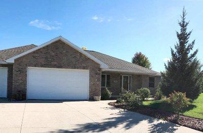 Oshkosh Single Family Home Active-No Offer: 60 Thackery