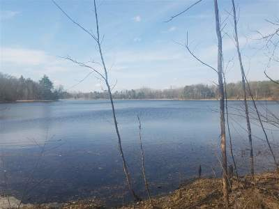 Waupaca Residential Lots & Land Active-No Offer: W Silver Lake