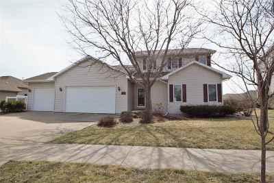 Menasha Single Family Home Active-Offer No Bump: 1344 Southfield