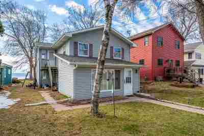 Oshkosh Single Family Home Active-No Offer: 2871 Sunset Point
