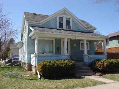 Appleton Single Family Home Active-Offer No Bump: 1103 N Union