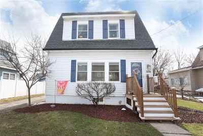 Menasha Single Family Home Active-Offer No Bump: 370 Elm
