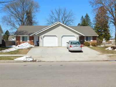 Shawano County Multi Family Home Active-No Offer: 623 E Center