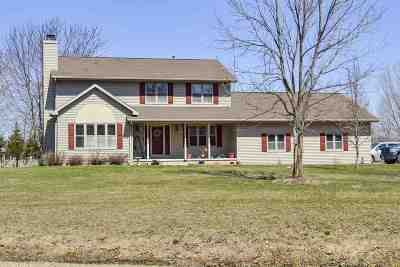 Little Suamico Single Family Home Active-Offer No Bump: 793 Mourning Dove