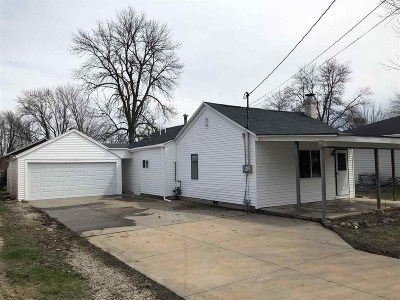Neenah Single Family Home Active-Offer No Bump: 145 Plummer