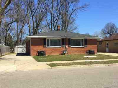 Menasha Multi Family Home Active-Offer No Bump: 717 Ida