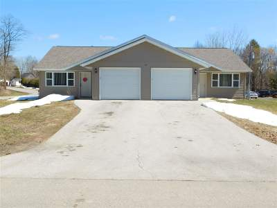 Multi Family Home Active-Offer No Bump: 110 Elm #A &