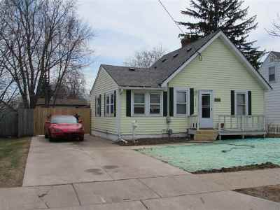 Appleton Single Family Home Active-Offer No Bump: 1029 W Hawes