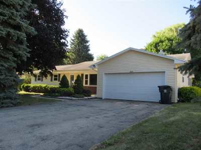 Neenah Single Family Home Active-No Offer: 1571 Nelson