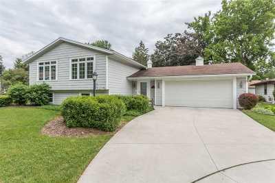 Green Bay Single Family Home Active-Offer No Bump: 1723 Murphy