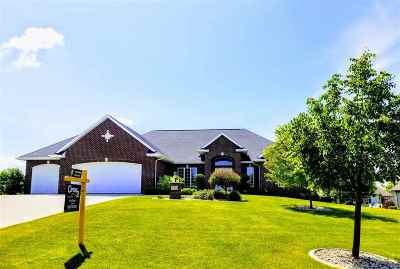 Greenville Single Family Home Active-No Offer: N1471 Stone Bluff