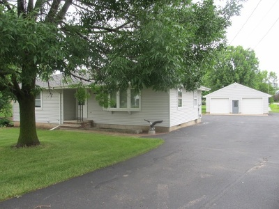 Single Family Home Active-No Offer: W3004 Hwy Kk