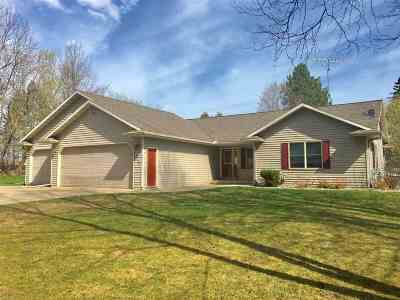 Wabeno Single Family Home Active-No Offer: 4275 Windfall