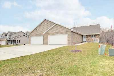 Brown County Multi Family Home Active-No Offer: 1001 Coggins