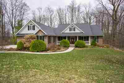 Greenville Single Family Home Active-No Offer: N1507 Forest Glen