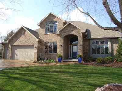 Appleton Single Family Home Active-Offer No Bump: 4124 N Windover