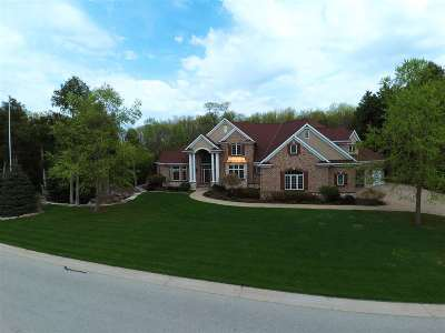Appleton Single Family Home Active-No Offer: 5442 W Cedar Crest