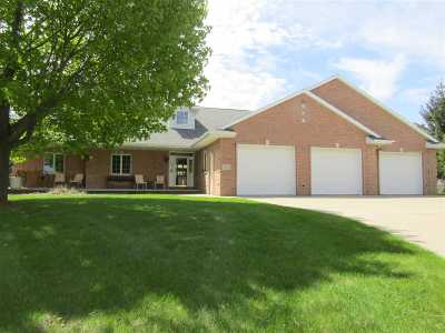 Appleton Single Family Home Active-No Offer: 3801 Wine Berry