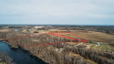 Oconto County Residential Lots & Land Active-No Offer: Airport