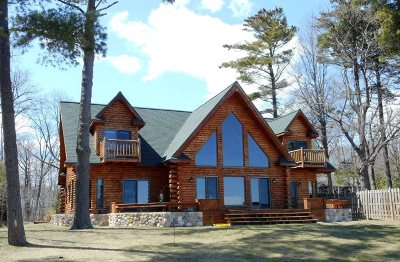 Menominee Single Family Home Active-No Offer: W5499 48th