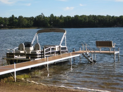 Residential Lots & Land Active-Offer No Bump: N684 SE Bass Lake