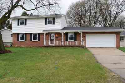 Neenah Single Family Home Active-Offer No Bump: 649 Belmont