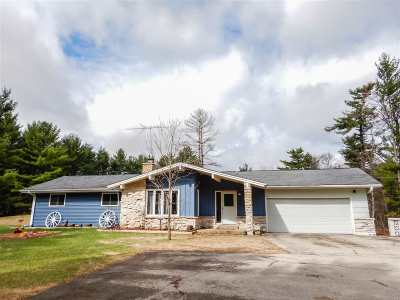 Single Family Home Active-No Offer: N7841 St Paul