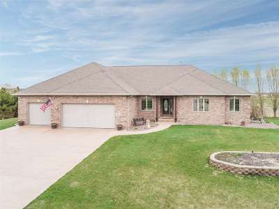 Wrightstown Single Family Home Active-Offer No Bump: 14 Golden Wheat