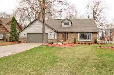 Appleton Single Family Home Active-Offer No Bump-Show: 3224 S White Birch