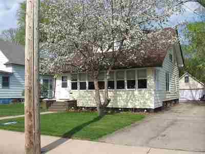 Shawano Single Family Home Active-No Offer: 424 S Sawyer
