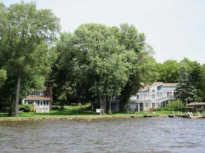 Oshkosh Single Family Home Active-No Offer: 4487 Plummers Point