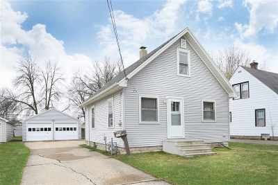 Appleton Single Family Home Active-Offer No Bump: 1001 W Brewster