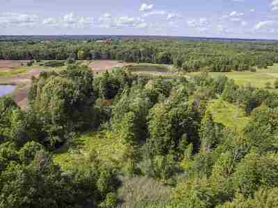Oconto County Residential Lots & Land Active-No Offer: Beaumier