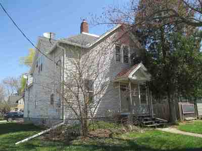 Appleton Multi Family Home Active-No Offer: 1232 W Packard