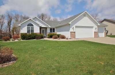 Menasha Single Family Home Active-Offer No Bump: 1036 Lugano