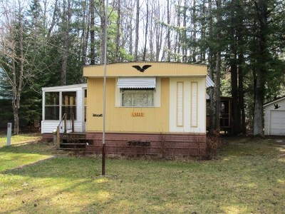 Mountain Single Family Home Active-No Offer: 13220 Cropsey