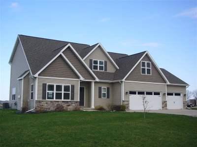 Oshkosh Single Family Home Active-No Offer: 4035 Sand Pit