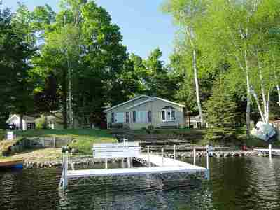 Oconto County Single Family Home Active-No Offer: 17574 Little Ireland