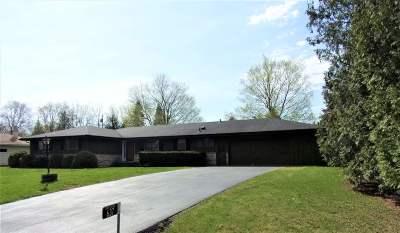 Neenah Single Family Home Active-Offer No Bump: 637 Harvard