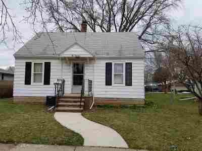 Kaukauna Single Family Home Active-Offer No Bump: 514 W 6th