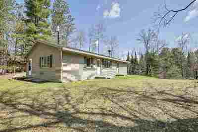 Mountain Single Family Home Active-No Offer: 16390 Hill Top